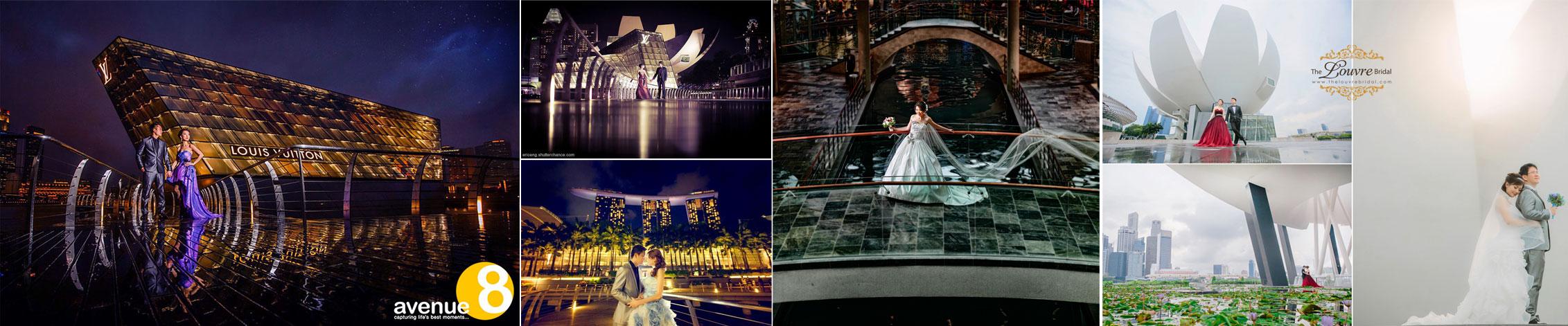 The-shopper-at-Marina-Bay-Sands-singapore-wedding