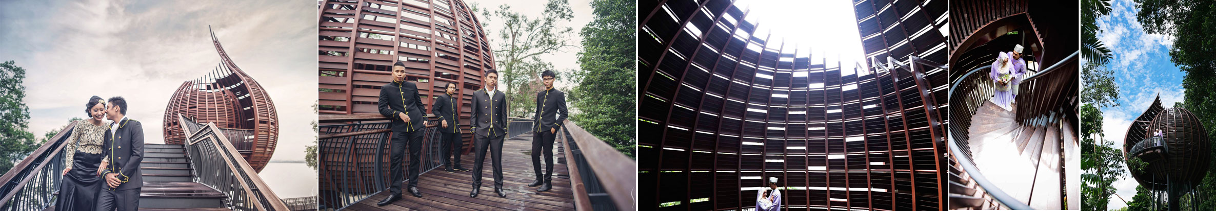 Sungei Buloh Singapore Wedding