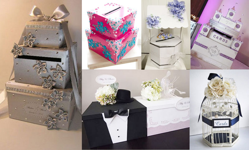 25 Out Of The Box Ideas For Your Destination Wedding: 7 Wedding Money Box Ideas You Can Steal From: Ang Pow Box