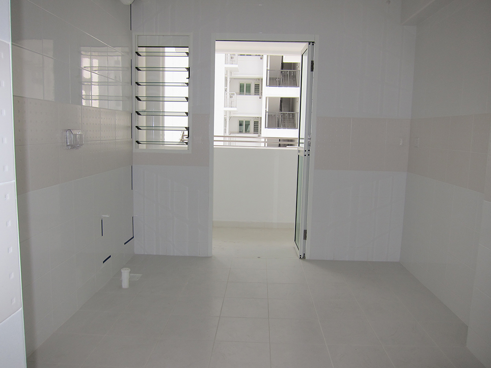 HDB BTO Singapore kitchen